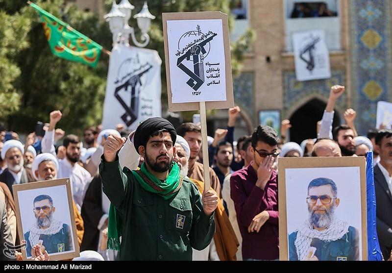 گلستان  اقدام ترامپ علیه سپاه تبعات سنگینی برای دولت آمریکا ایجاد میکند