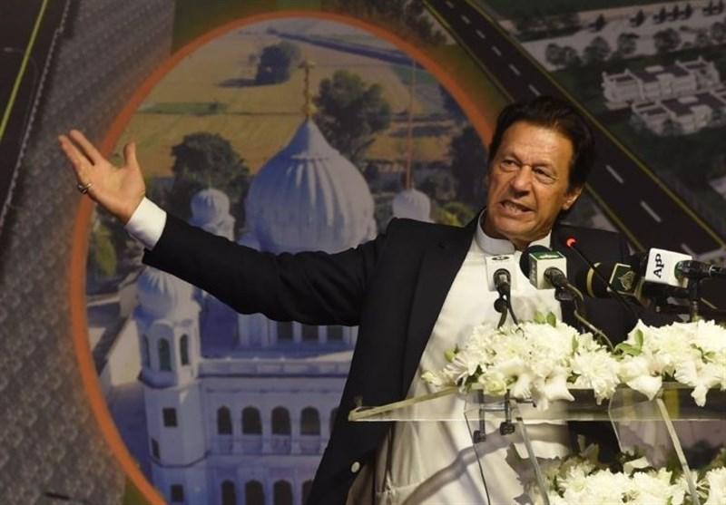 عمران خان: چپاولگران نگران آینده کشور نباشند