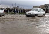 آخرین وضعیت راههای استان کرمان؛ محور ارزوئیه-حاجیآباد مسدود شد