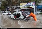 بارتاب یک گزارش تسنیم| آیا مسیلهای بجنورد تاب تحمل بارانهای بهاری را دارد؟ + فیلم