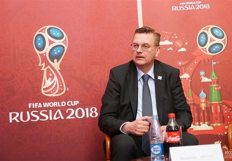 فوتبال جهان| کنارهگیری رسمی رینهارد گریندل از پستهای کلیدی خود در یوفا و فیفا