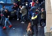 فوتبال جهان|دستگیری 120 هوادار یوونتوس به جرم آشوب در آمستردام