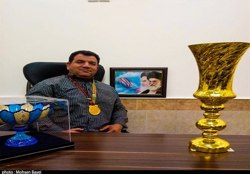 اداره ورزش کاشان از نائب قهرمان ورزش مچ اندازی آسیا حمایت نمیکند