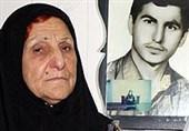 حلیمه سعیدی: آرزوی دیدار با رهبر انقلاب را دارم