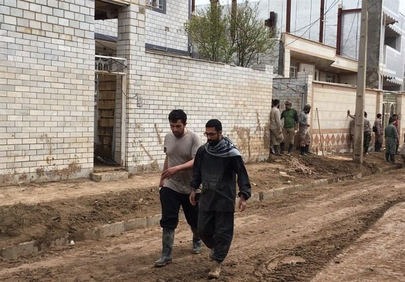 گزارش خبرنگار تسنیم از امدادرسانی ویژه فاتحین به سیلزدگان