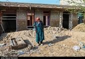 لرستان  سیل به 500 واحد مسکونی مددجویان بهزیستی کوهدشت آسیب زد