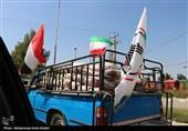 اهواز|12 کامیون کمک عراق به سیلزدگان دشت آزادگان وارد کشور شد