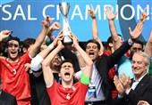 همگروهی جوانان فوتسال ایران با افغانستان و هنگکنگ در مسابقات قهرمانی آسیا