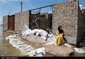 سیلابی شدن مسیلها و طغیان رودخانهها در استانهای شرقی