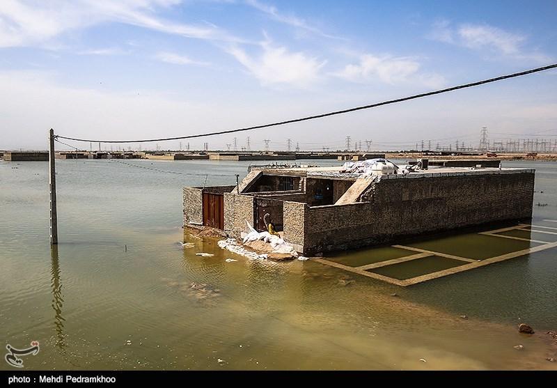 سیل 109 مدرسه در خوزستان را تخریب کرد
