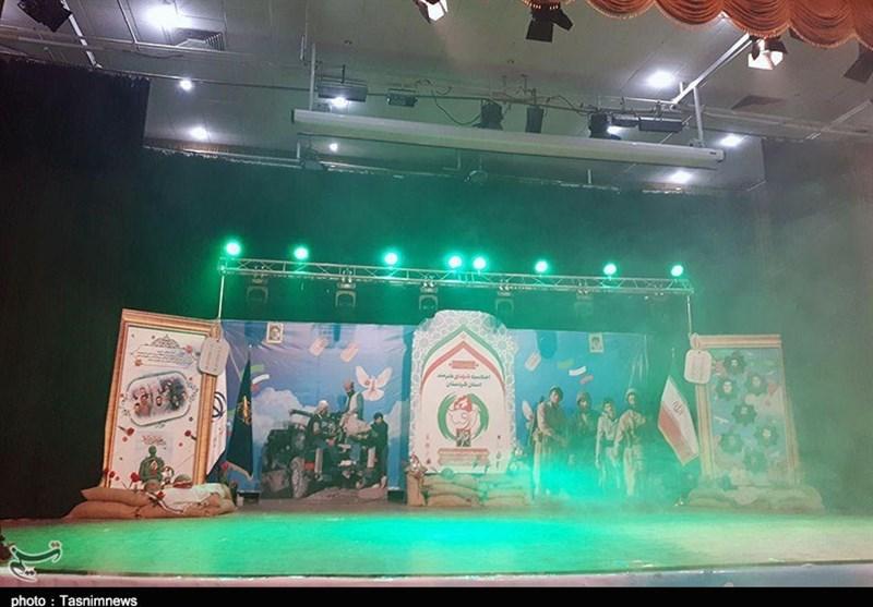 اجلاسیه شهدای هنرمند استان کردستان برگزار شد+تصاویر