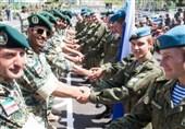 شرکت بیش از 30 کشور در رقابتهای بینالمللی ارتشهای جهان
