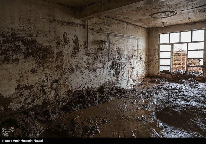 فیلم/ وضعیت نامناسب مدارس در پلدختر لرستان