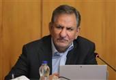 جهانگیری: مسئولیت پذیری و شفاف سازی بسیاری از مشکلات را حل میکند/ شجاعت سردار حاجیزاده را تحسین میکنم