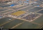 1400 نفر از سیلزگان خوزستانی تسهیلات مسکن گرفتند