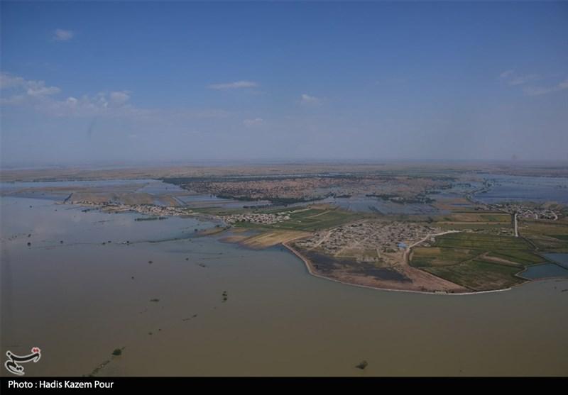 آخرین وضعیت شهرهای سیلزده خوزستان از زبان فرمانداران/از خسارت سنگین سیل تا تهدید مجدد سیلاب