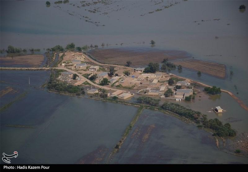 270 روستا تا کنون در خوزستان تخلیه شدند