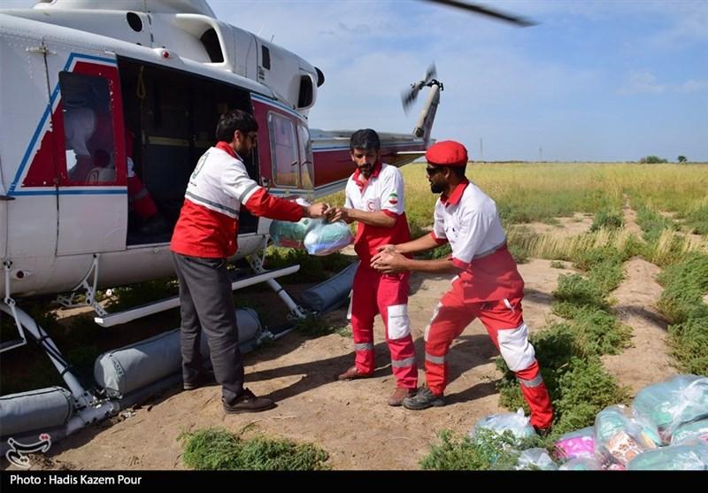 راه اندازی داروخانه سیار در مناطق سیلزده استان خوزستان