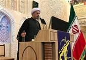 امام جمعه شیراز: علت دشمنی آمریکا و اسرائیل ترس از سپاه پاسداران است