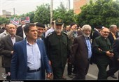 Rallies Held in Iran in Support of IRGC
