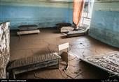 وضعیت دبستان شهید چراغوند در پلدختر / 11 روز پس از سیل + فیلم