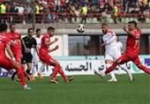لیگ برتر فوتبال| پیروزی یک نیمهای سپیدرود مقابل تراکتورسازی