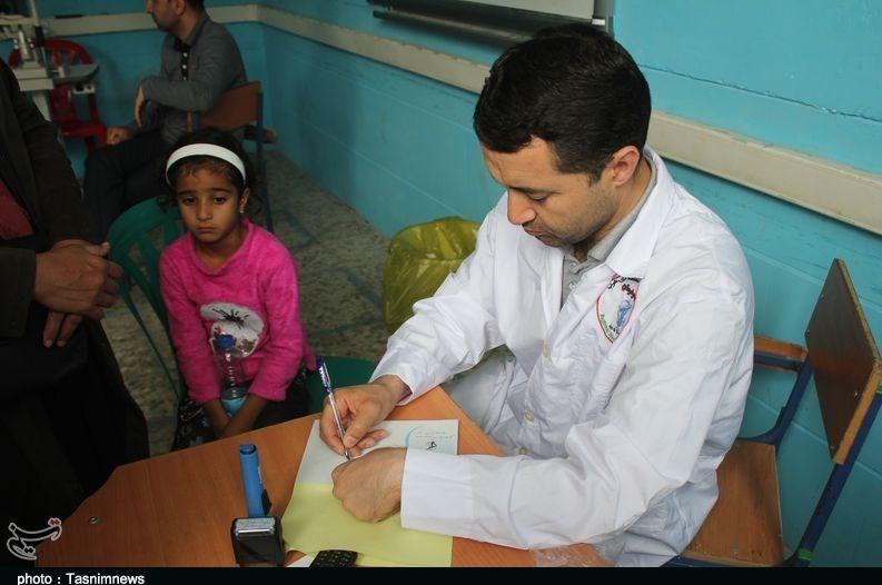 سیستانوبلوچستان|38 تیم عملیاتی بهداشت و درمان در مناطق سیلزده فعال هستند