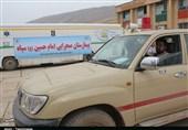 استقرار سامانههای جراحی تاکتیکی سپاه در مناطق سیلزده شرق کشور