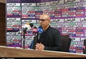 مشهد| مرزبان: بازیکنانم شهامت و انگیزه نداشتند/ هیچوقت به بدی امروز نبودیم