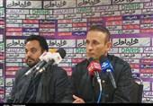 مشهد| گلمحمدی: بیشتر بازیکنان ما در رختکن خون آلود بودند!