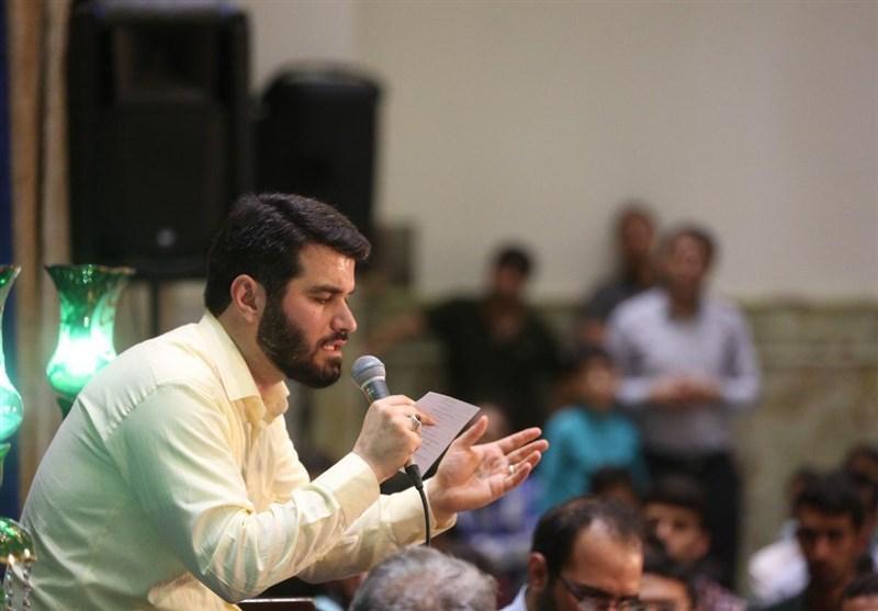شعرخوانی مطیعی برای تشکر از مجاهدانی که به یاری سیلزدهها رفتند