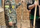 جان ایران، جان افغانستان/ امدادرسانی رزمندههای فاطمیون در مناطق سیلزده+ عکس