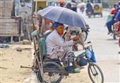 گرمای شدید در هند جان 49 نفر را گرفت