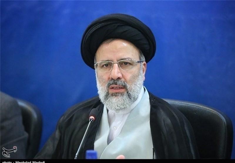 """حجتالاسلام رئیسی: صرف اعلام """"خبر وقوع مفاسد"""" اعتمادزداست"""
