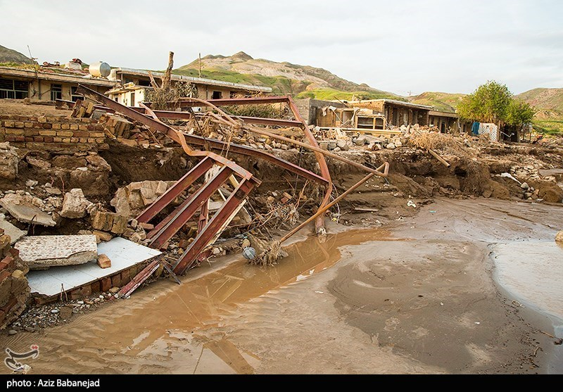 آغاز عملیات جابهجایی روستای چم مهر؛ مسکن برای 340خانوار احداث میشود
