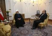 روحانی: باید خیال مردم از تیم ملی فوتبال و آیندهاش راحت باشد/ انتظارم حضور مقتدرانه ایران در المپیک و پارالمپیک است