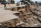 وزیر راه خبر داد: آسیب به 14 هزار کیلومتر راه و 150 هزار واحد مسکونی در سیل