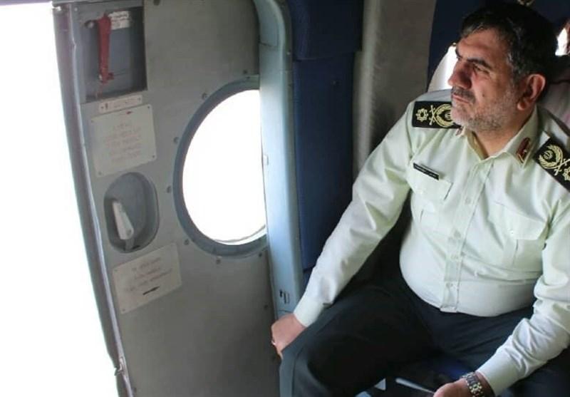 معاون عملیات ناجا: مشکل خاصی در حوزه امدادی، امنیتی و انتظامی در مناطق سیلزده نداشتهایم