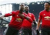 فوتبال جهان|منچستریونایتد با پنالتیهای پوگبا در کورس رقابت برای لیگ قهرمانان ماند