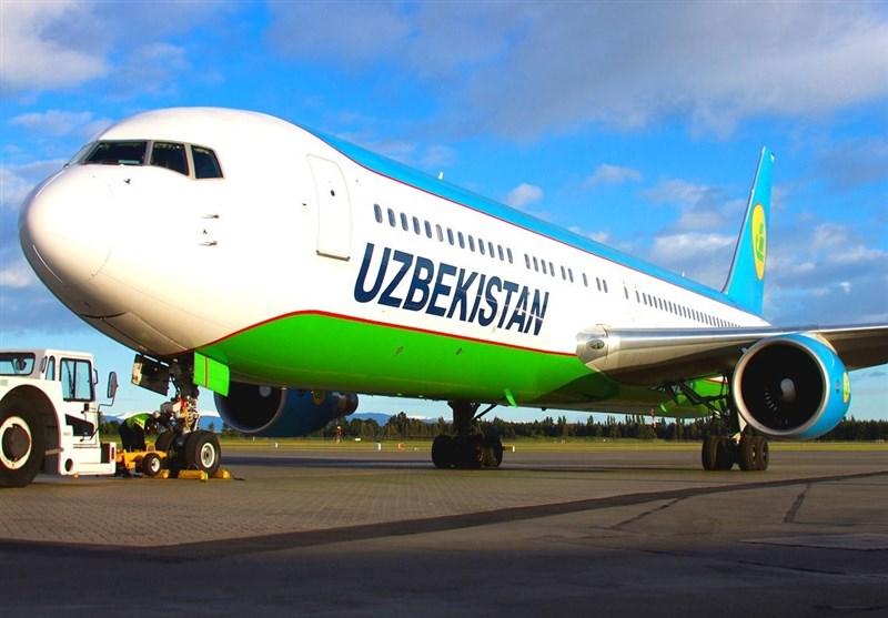 افتتاح خط مستقیم پروازی بین ازبکستان و گرجستان