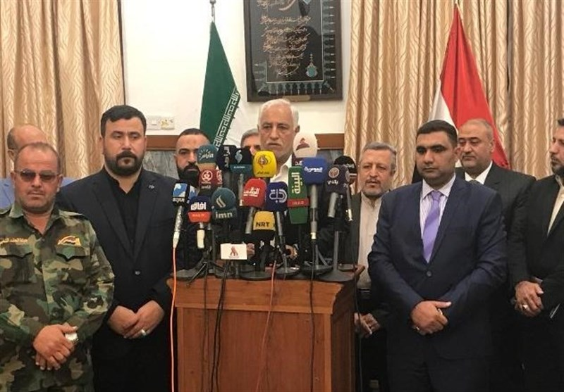 گروههای مقاومت عراق تروریستی خواندن سپاه را محکوم کردند