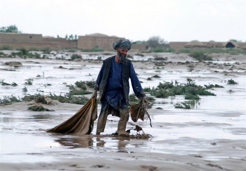 آواره شدن 42 هزار نفر بر اثر سیل در افغانستان