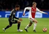فوتبال جهان| مصدومیت دیونگ در آستانه مصاف آژاکس با یوونتوس