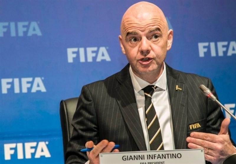 فوتبال جهان| جانی اینفانتینو: نژادپرستی جایگاهی در فوتبال و جوامع دنیا ندارد