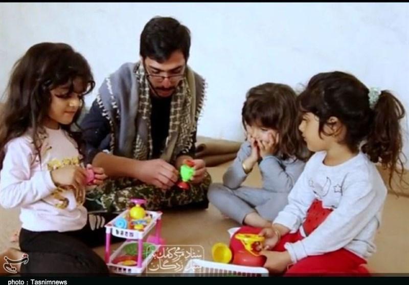 لبخند کودکان؛ راهاندازی مهد کودک در مناطق سیلزده پلدختر + فیلم