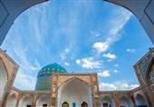 """""""مسجد کبود"""".. واحد من المساجد العشرة الأکثر جمالاً فی العالم الإسلامی+صور"""