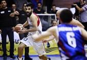 لیگ برتر بسکتبال  پیروزی شیمیدر با 49 امتیاز جمشیدی/ شکست میلیمتری بندرعباس در خانه