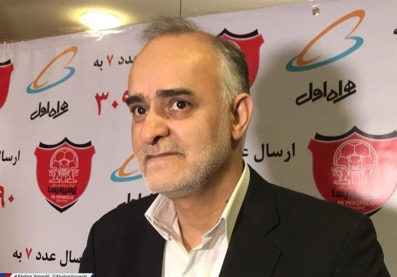 نبی: قرار شد مدیریت باشگاه برای پرداخت مطالبات برانکو اقدام کند/ از AFC نه از فیفا طلب داریم