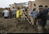 600 گروه جهادی در مناطق سیلزده لرستان خدمترسانی کردند