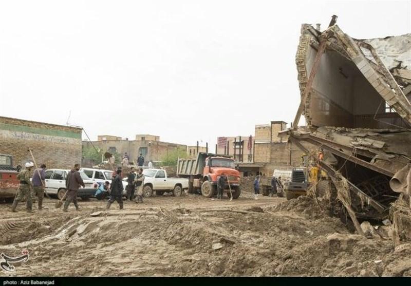 13000 واحد مسکونی در مناطق سیلزده لرستان احداث میشود